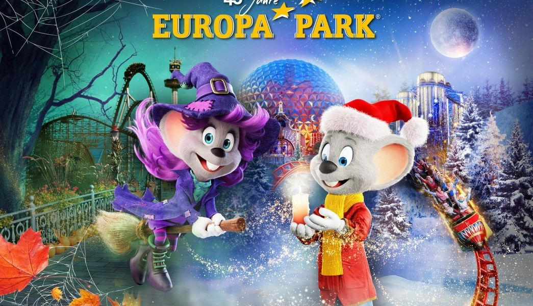 HALLOWinter im Europa Park in Rust