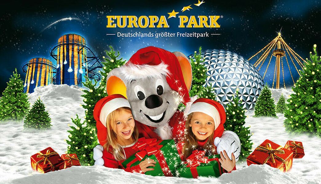 Europa-Park - Traumhaftes Winterparadies