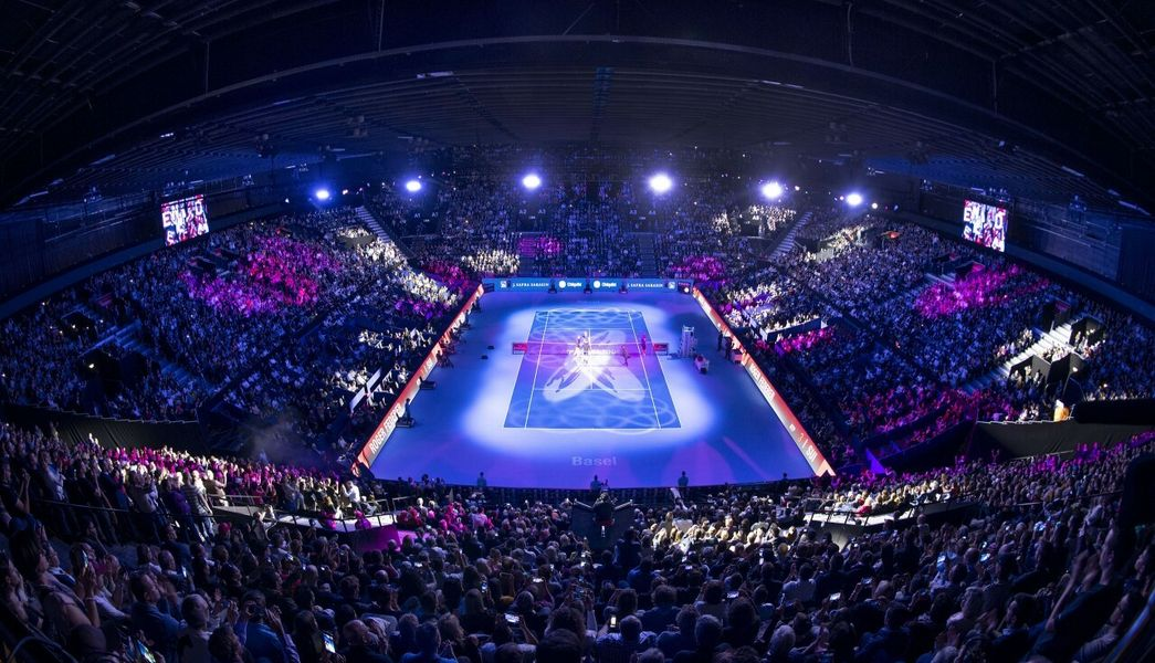 Copyright: Swiss Indoors Basel